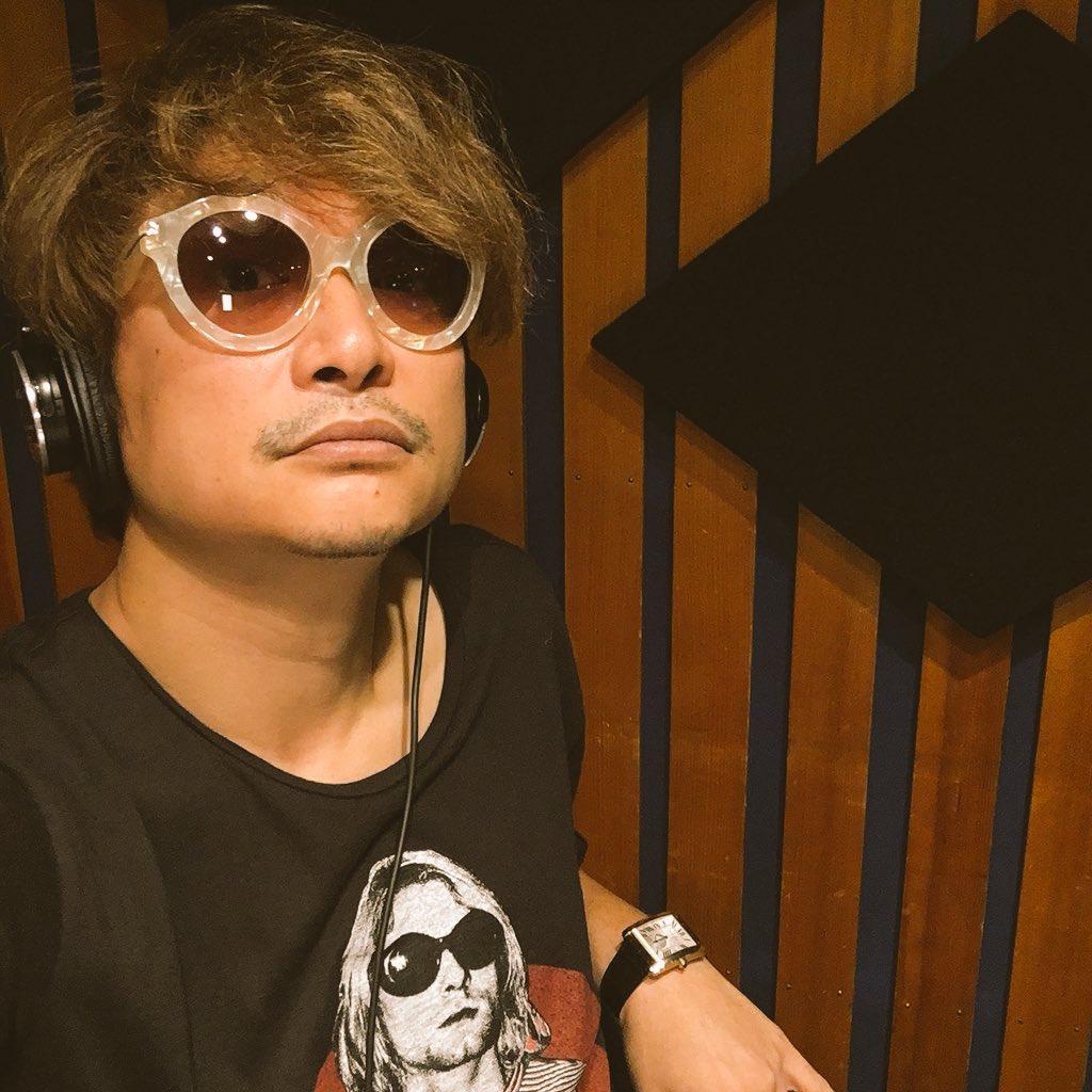 最近は.ちゃんとしたスタジオでやらせて頂いてます!ラジオ! #香取慎吾 #草彅剛 #パワスプ
