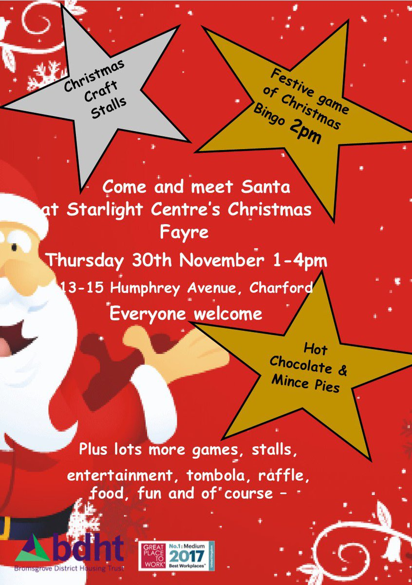 bdht ltd on twitter its only 6 weeks until christmas our christmas fair is at the