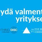 Suomen #Everythingdisc ja #TheFiveBehaviors #valmentaja 't löytyy täältä https://t.co/v5SdxqHTIv #HR #muutos #valmennus #esimiestyo #myynti #tyoehyvinvointi