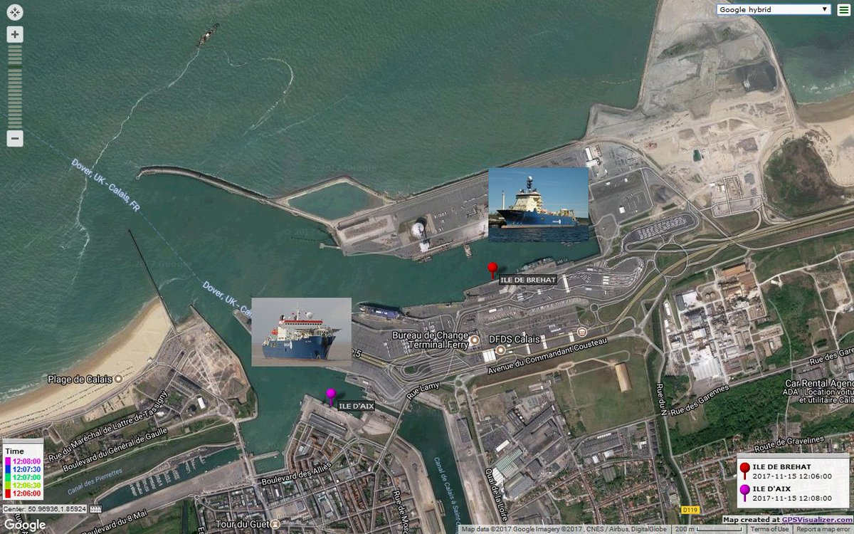 Philbe On Twitter Nice Thanks For The Insider Pix Speaking Of Alcatel Cable Plant Two Cable Ships Are Currently Berthed In Calais Ile D Aix And Ile De Brehat