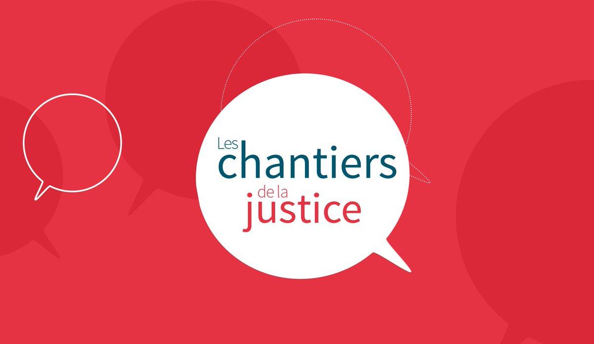 #ChantiersJustice : ouverture de la consultation en ligne sur la transformation numérique jusqu' au 11 décembre. En savoir plus 👉https://t.co/XzzGRDkOjc