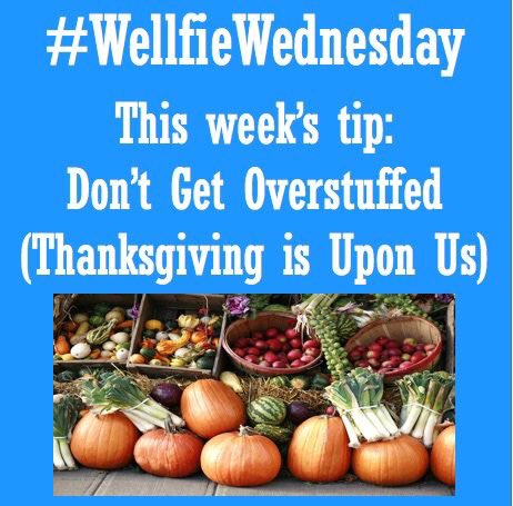 That time of the week! #WellfieWednesday Brought to you by @DianaKlatt #PortionControl #Thanksgiving https://t.co/9FB7MMAFAm