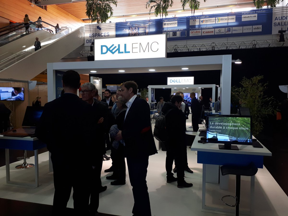 Great #JRES2017 event for #DellEMC in #Nantes <br>http://pic.twitter.com/huJerQV2Ce