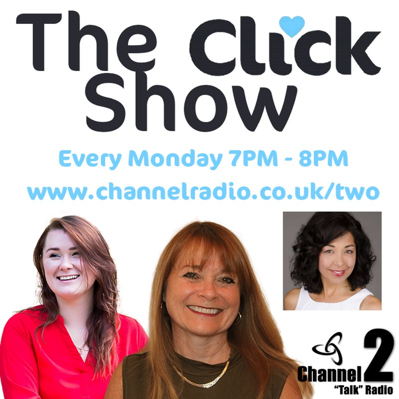 #FirstImpressions and making the most of your body shape when going on a #FirstDate Monday 7pm #ClickShow on Dating and Relationships @YouImageConsult @ChannelRadio2<br>http://pic.twitter.com/uct02SXL1y