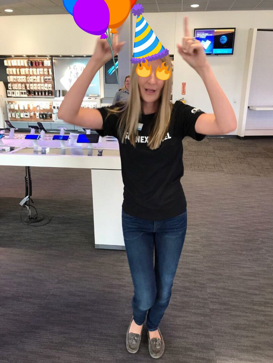Happiest of birthday wishes to the most legendary @emilywiper ! NW and I are sending the best of vibes!  #OHPA #SA <br>http://pic.twitter.com/5zfl9OK8sH