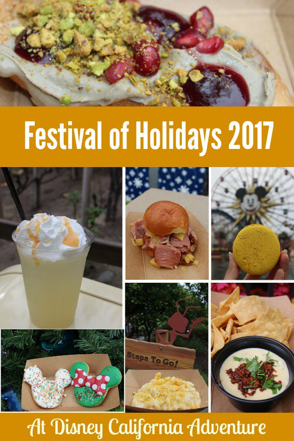Holidays at @DisneylandToday and @DCAToday with a #foodie experience at #FestivalOfHolidays  http://www. mylifeisajourney.com/lifestyle/chri stmas-at-disneyland-resort-2018 &nbsp; …  #disneyparks  #DisneySMMC #DisneyMoms #DisneySide #DisneylandHolidays<br>http://pic.twitter.com/IRqPcsHvgK