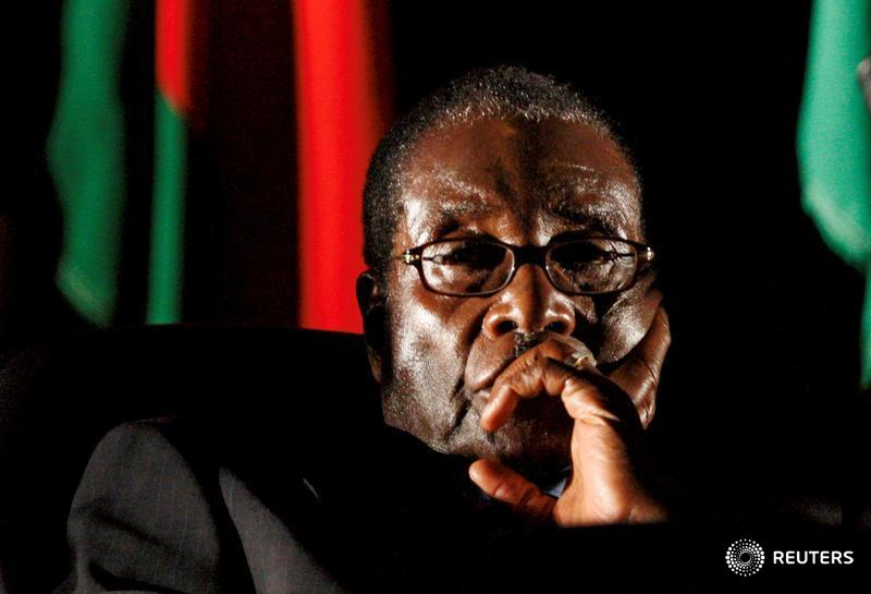 Read Zimbabwean Military Address To The Nation in Harare after the 'coup' that ousted president Robert Mugabe on Tuesday and disrupted democracy.