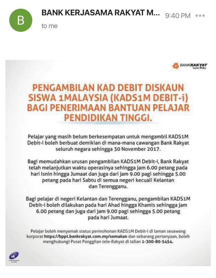 Universiti Kuala Lumpur Micet Bantuan Pelajar Pendidikan Tinggi Bppt 2019 Dear Micet Students This Is A Gentle Reminder For All Kindly Check Your Status At The Link Given Above If No