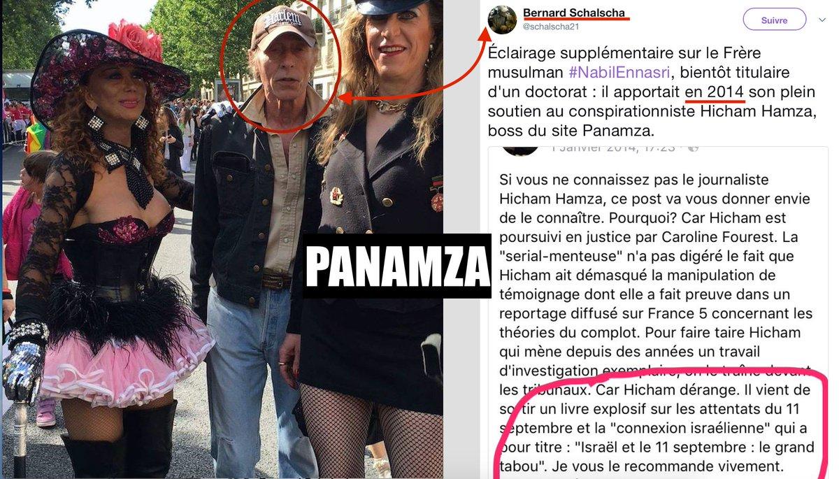 Vous avez promu l'info-Panamza? Vous serez fiché par le clan BHL
