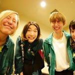 島田さん、学さん、森さん、洋子さん、きもちゃん、クミコ、こまき、みよさん、畑さん、BOBOさん、千住…