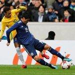 タフな試合でしたが素晴らしいアタッカー達と対戦することができ、改めて日本ではなくヨーロッパで試合する…