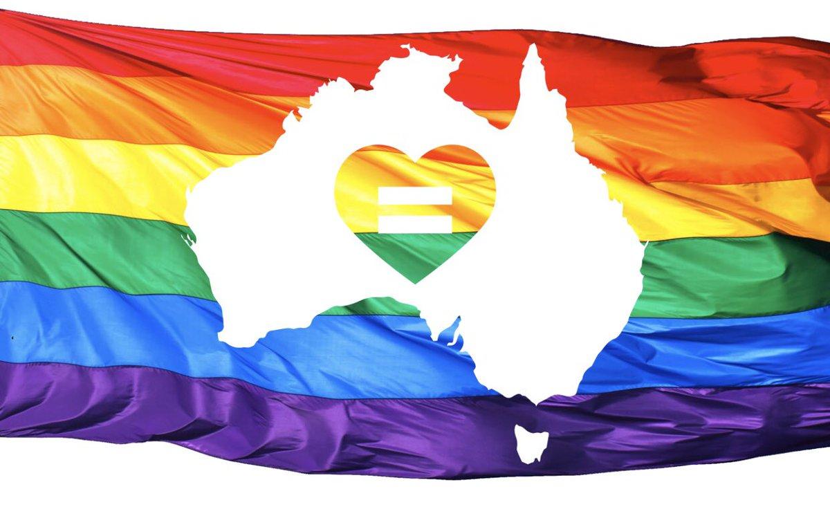 Congrats Australia! #MarriageEqality htt...
