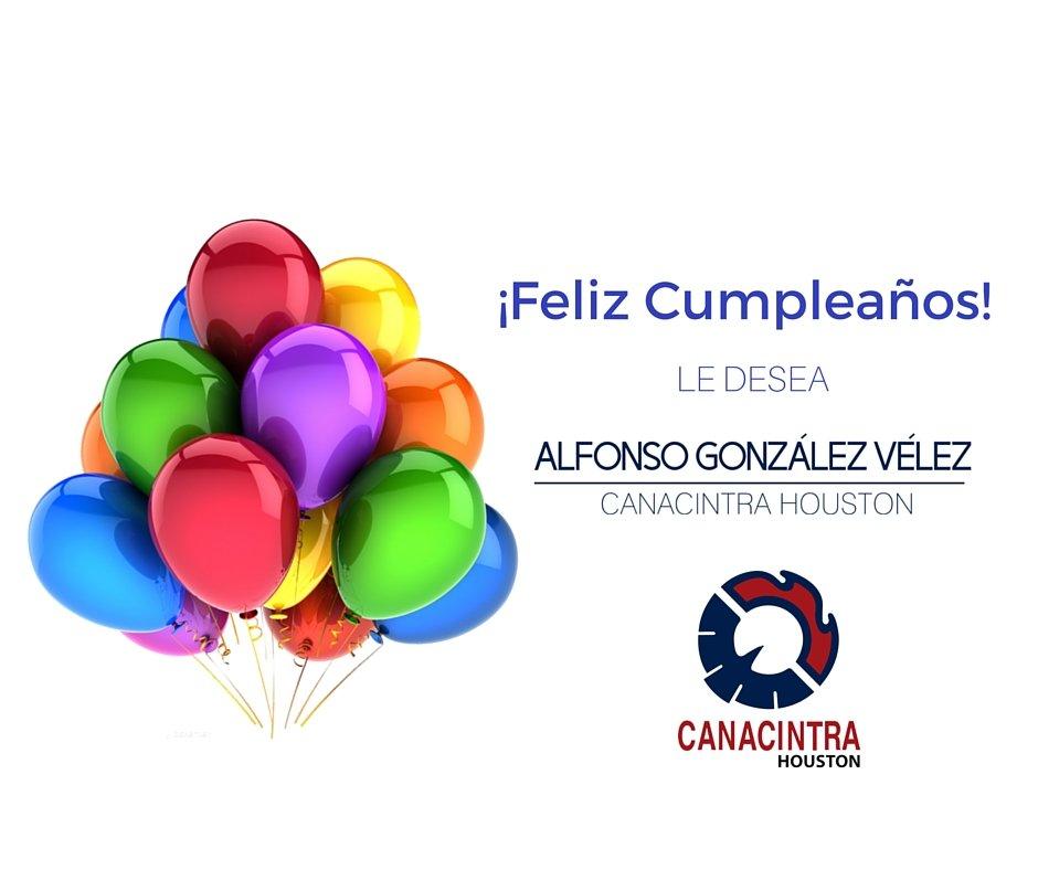 Muchas felicidades y mis mejores deseos @xochitl_cabrera en este día tan especial. ¡Feliz Cumpleaños! https://t.co/QEILDjBqn7