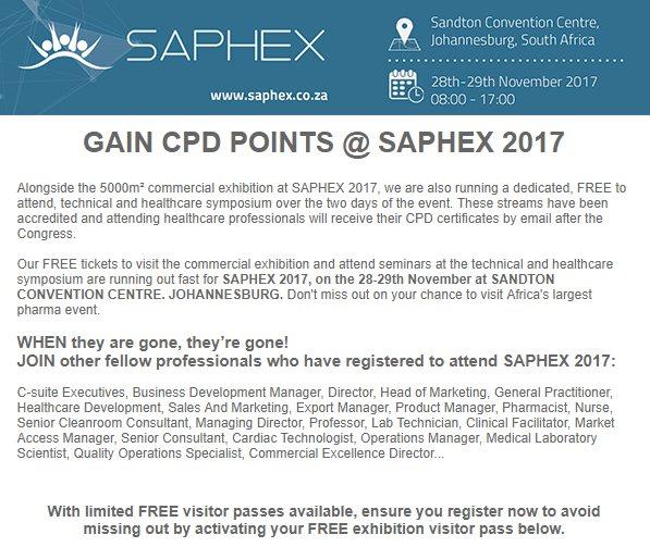 SAPHEX on Twitter: