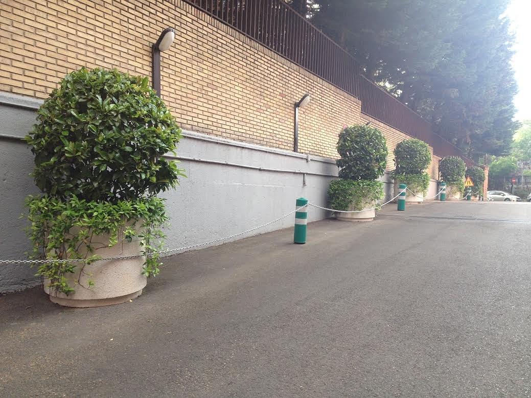 Jardinera De Obra Gallery Of En Invierno Tambin Hay Terrazas Y  ~ Jardineras De Obra Para Terraza