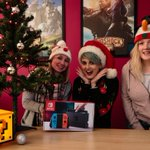 Celebrate Christmas with the VSC Rating Board and @MumsnetTowers, enter for the chance to win a brand new Nintendo Switch console worth over £270. Click the link below to enter:  https://t.co/oZssGr7rCd  ...and yes, we are wearing Christmas hats in November!