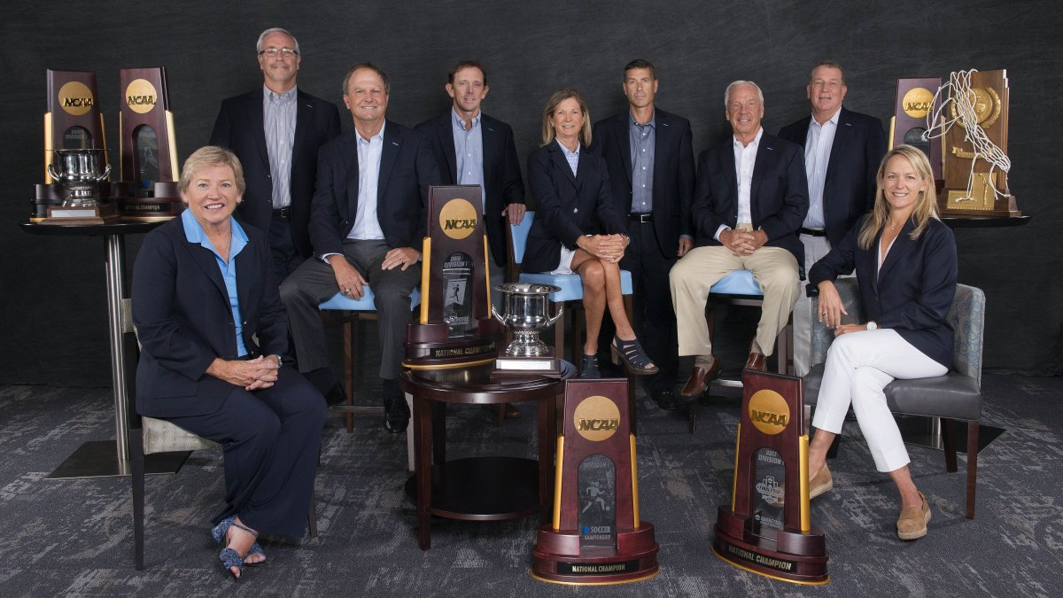 We hope you've all enjoyed getting to know why UNC is the University of National Champions   What do you remember about these Tar Heel Championship moments?  #CarolinaChampions #GoHeels <br>http://pic.twitter.com/lilyZ9FO5J