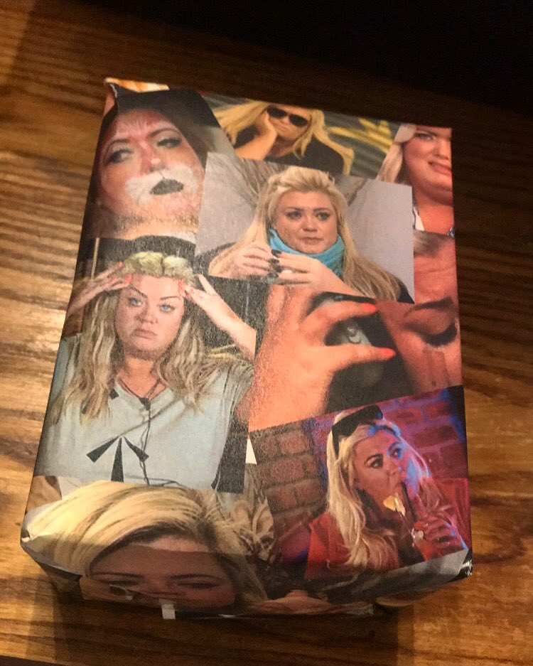 RT @Hannahmayjones8: Wrapping paper done right💁🏻♀️ @missgemcollins THE GC. https://t.co/7zNAYb40De