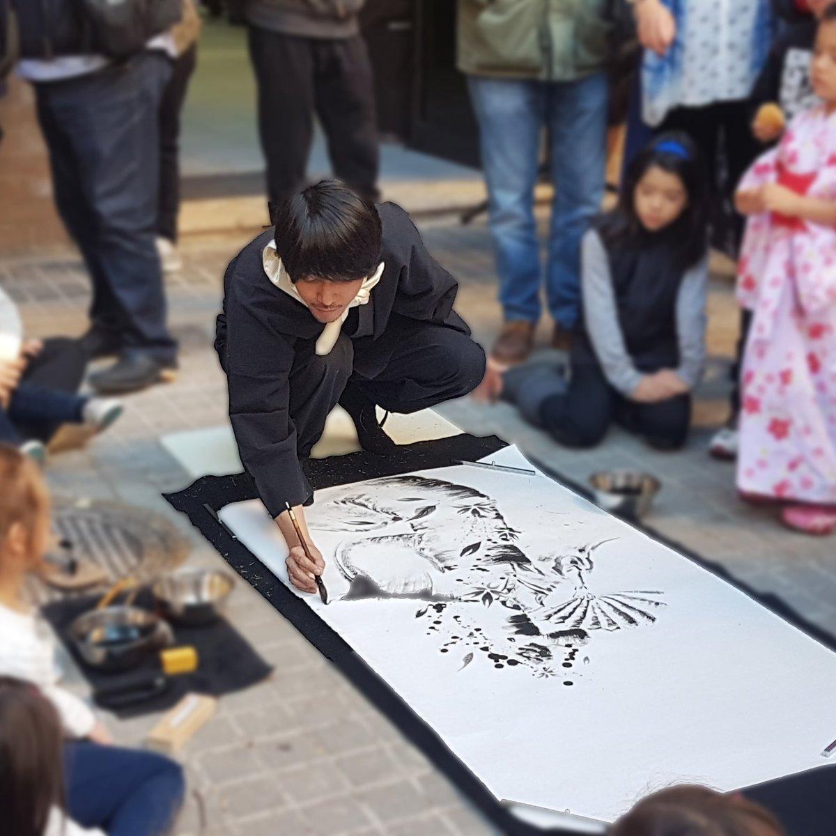 Mitsuru Nagata On Twitter Japon Se Unio A La Fiesta Fallera En