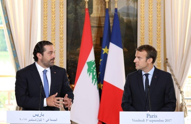#LEBANON&#39;S #HARIRI AND HIS FAMILY WILL ARRIVE IN #FRANCE IN &quot;COMING DAYS&quot; - #ELYSEE SOURCE <br>http://pic.twitter.com/NttjEhtziv