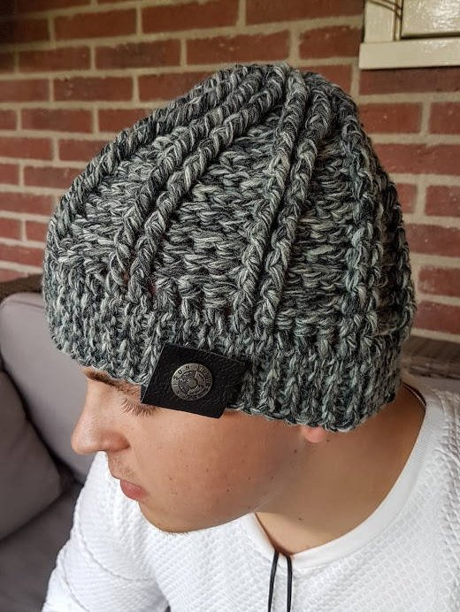 Frisian Knitting On Twitter Patternmenshat Boyshat Crochet