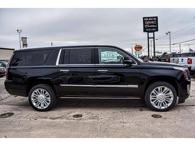 midland cadillac on twitter features space luxury the 2018 cadillac escalade esv has it all. Black Bedroom Furniture Sets. Home Design Ideas