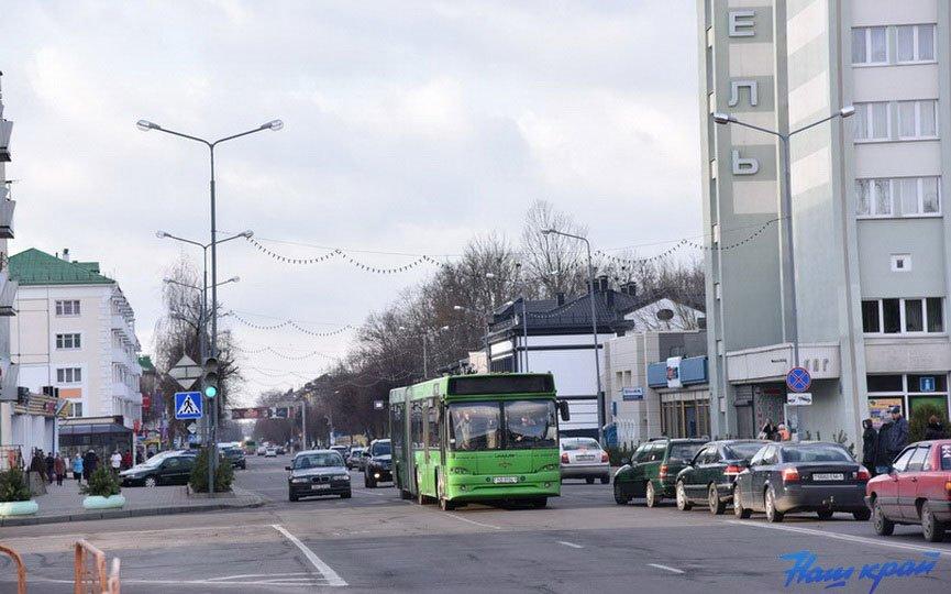 Расписание автобусов в городе каменск