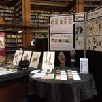 Linking in to popular culture is great way to promote awareness of natural science collections. We recently #Unshelved our 'magical plants' @Liverpoollib #HarryPotter day.