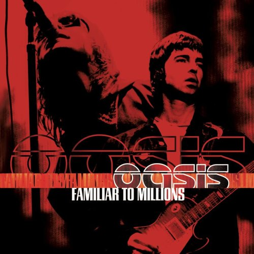 Familiar to Millions, Oasis live album recorded at Wembley Stadium on 21 July 2000, turns 17 years old this week! The album went straight into the UK charts at no. 5, selling 57K copies in the first week!. Have a 🎧  here: Oasis.lnk.to/FTM