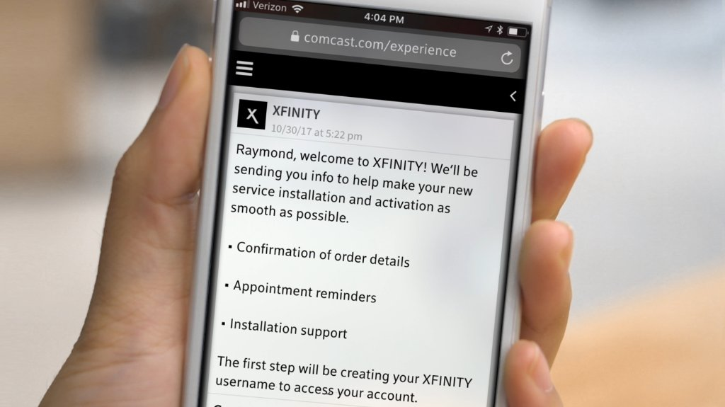 Comcast on Twitter: