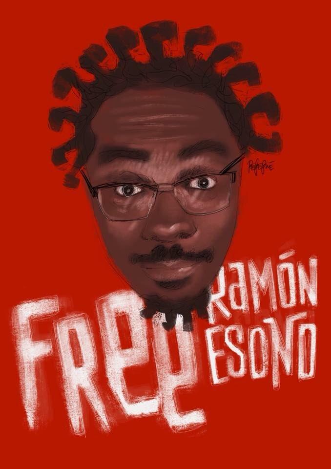 El peoximo miércoles 22 de noviembre, día en que Ramón cumple 40 años, hay actividad en #Madrid por su liberación #EsonoLibre #FreeNseRamon #LibertadparaRamon