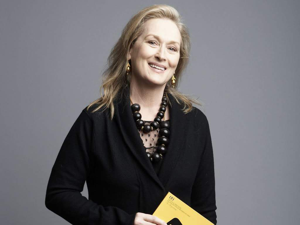 &#39;The age of woman doesn&#39;t mean a thing. The best tunes are played on the oldest fiddles.&#39; - Ralph Waldo Emerson   #MerylStreep <br>http://pic.twitter.com/rSrqyjkt0N