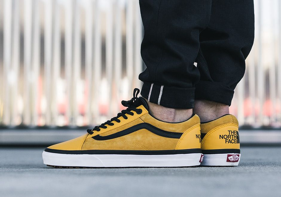 vans x the north face old skool mte shoes