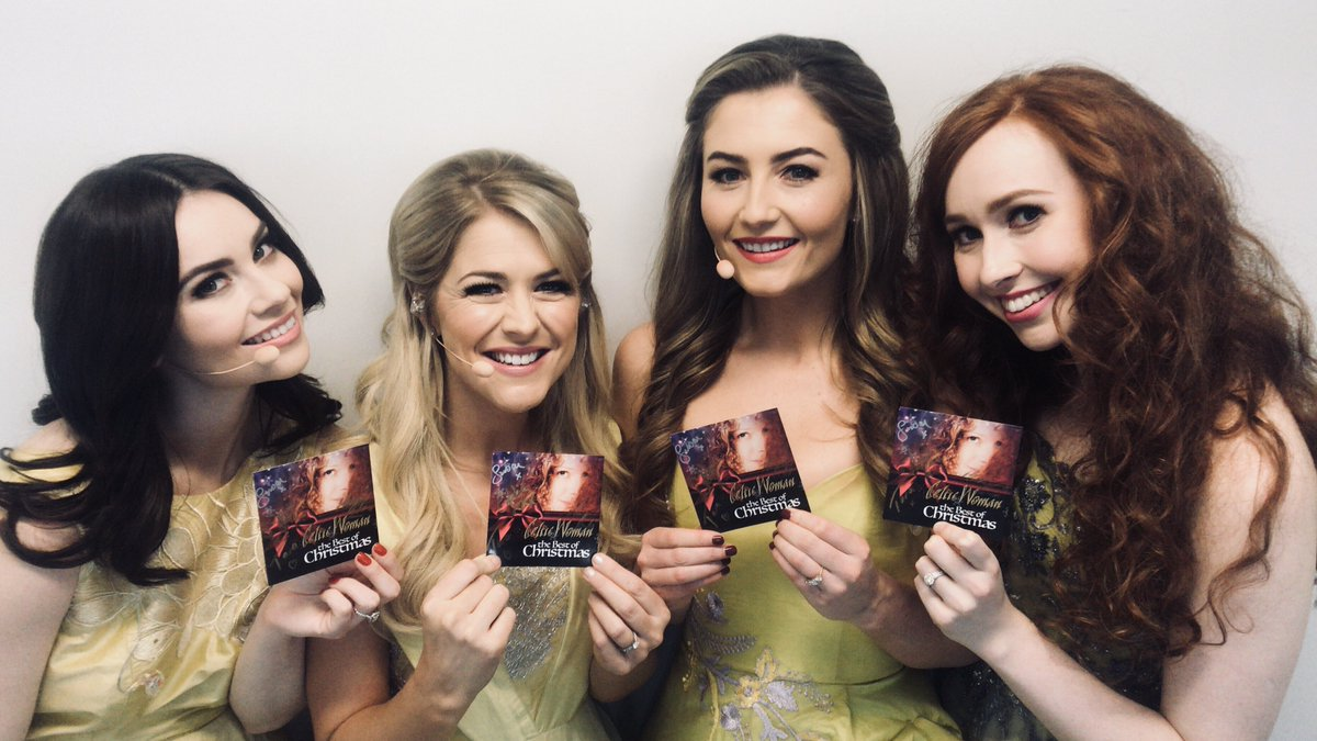 Celtic Woman Christmas.Celtic Woman On Twitter We Are Excited To Share Our New