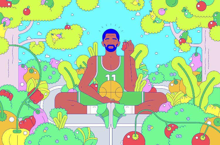&quot;Kip Andersen, jokes that the NBA will soon be called the NVA, the National Vegan Association..&quot;  http:// bleacherreport.com/articles/27441 30-the-secret-but-healthy-diet-powering-kyrie-and-the-nba &nbsp; …  #wth #athletes<br>http://pic.twitter.com/5D2E58uFYW