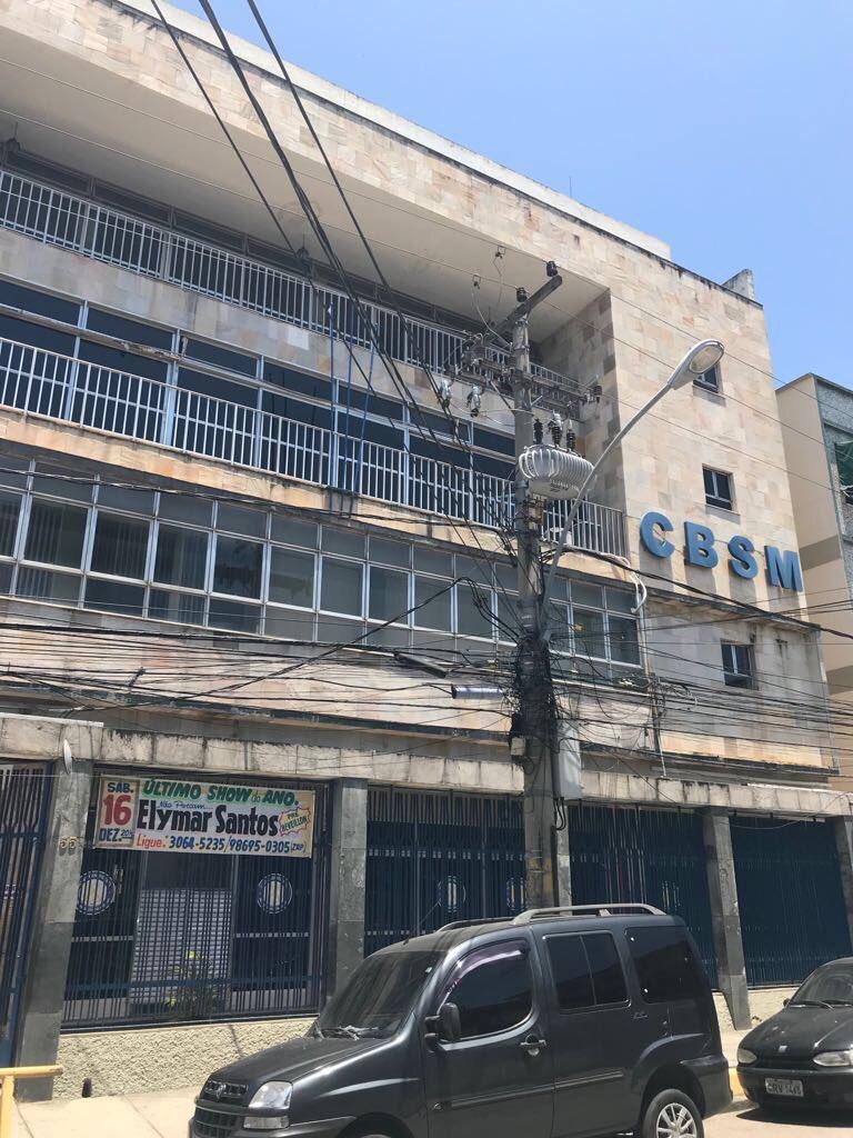 CBSM, o Canecão da Vila da Penha