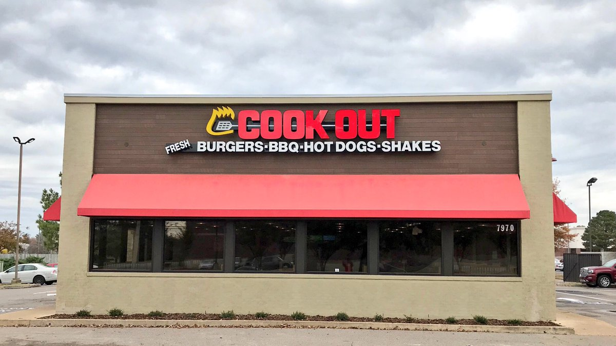 Cook Out On Twitter We Just Opened Another Location In Memphis Tn