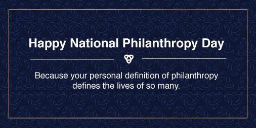 #NationalPhilanthropyDay today, I chose to raise funds on @facebook for the @MBCharities to help women and children in need. #MichaelBolton @mbsings @charlevoix2<br>http://pic.twitter.com/Vu5XaBed2q