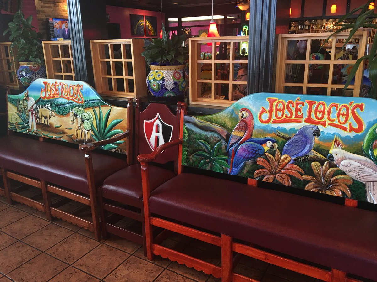 I'm in Springfield, MO having lunch at Jose Loco's!  Everything's great!