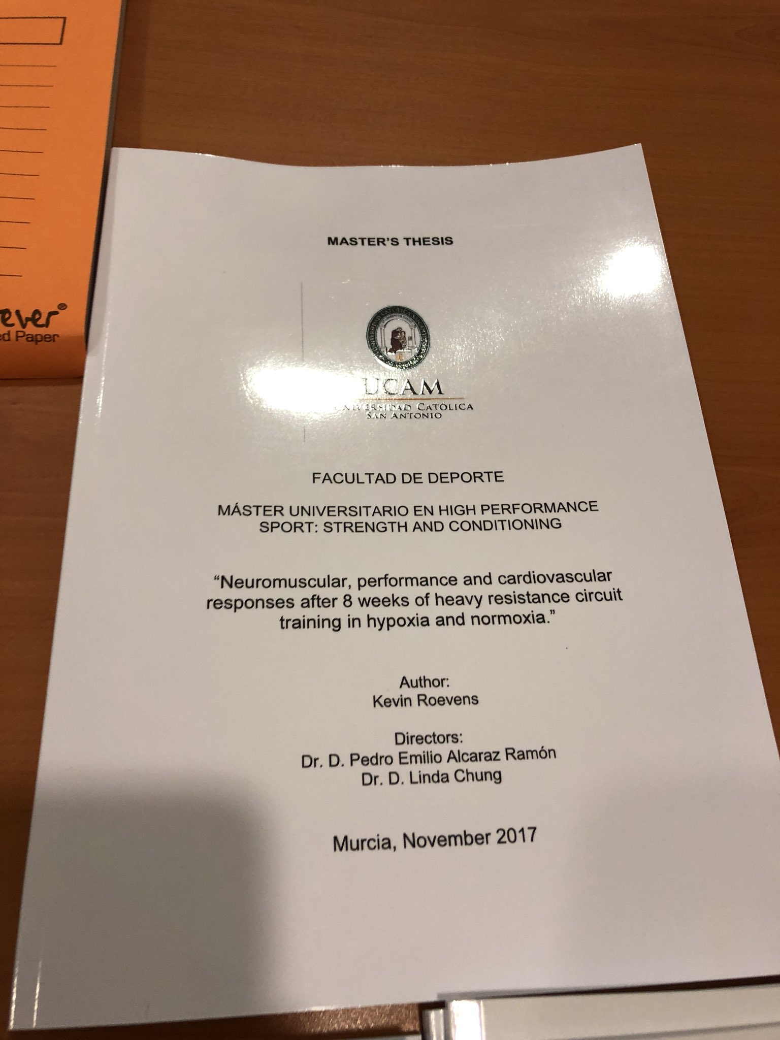Masters thesis in strength and conditioning best mba content ideas
