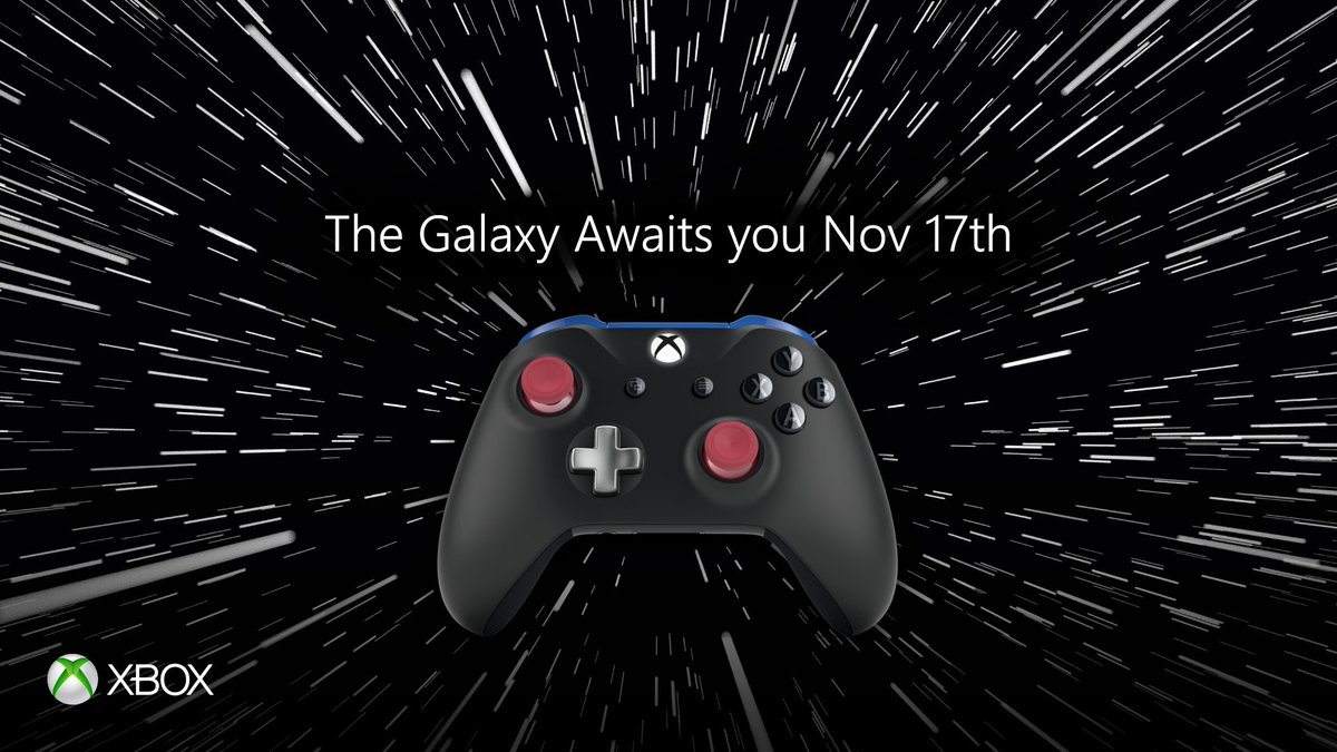Take control of every battle—no matter the galaxy. #XboxDesignLab #StarWarsBattlefrontII [T] https://t.co/RUo9IonTRP