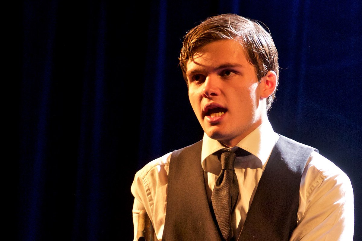 Congrats to Jack Andrighetto, whose reviews were selected for the OnStage exhibit, which displays the best of the HSC Drama for 2017!
