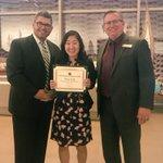 Congratulations to Anna Kim from @AnaheimElem, winner of an ACSA Region 17 Sponsorship!