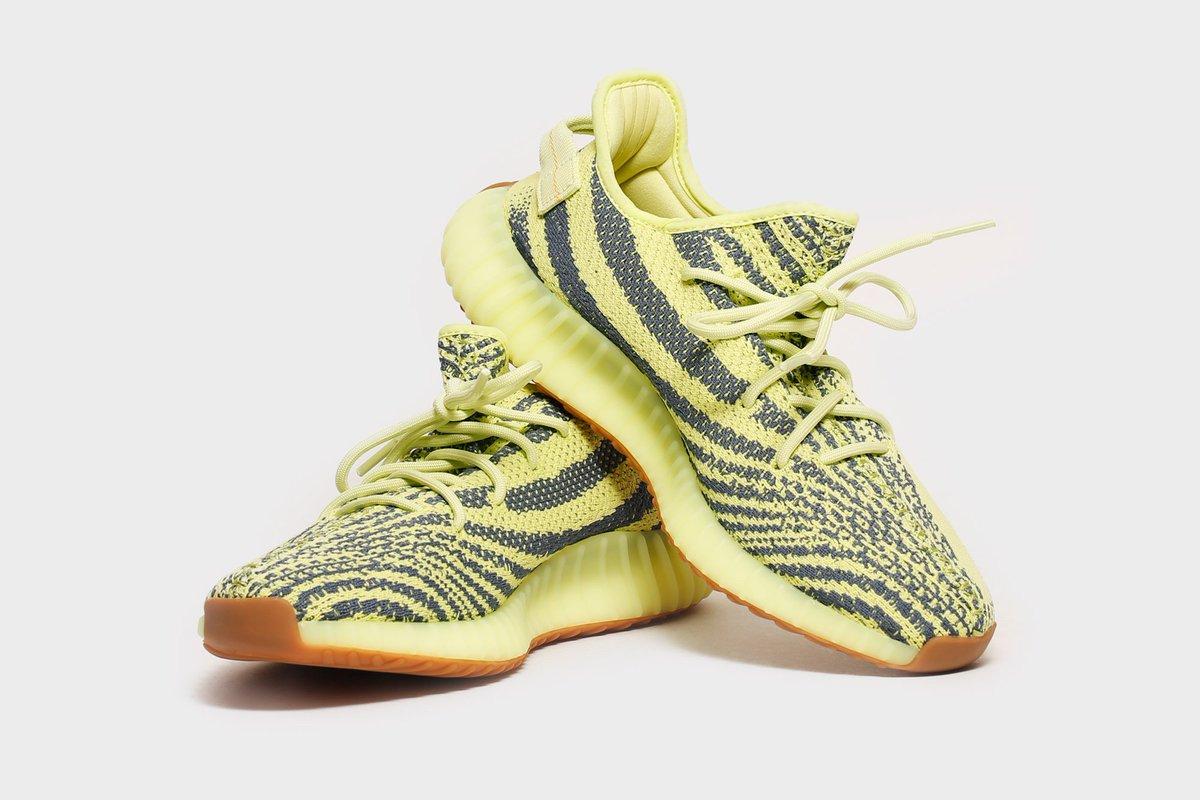 adidas yeezy raffle frozen yellow
