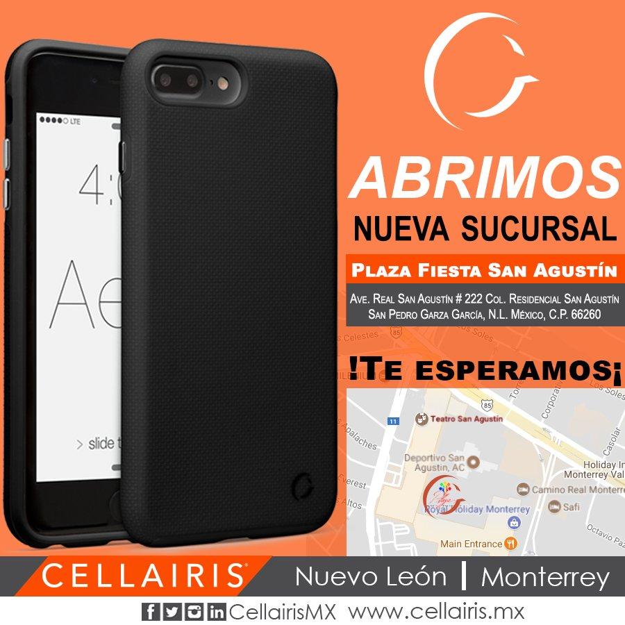 Cellairis México on Twitter: