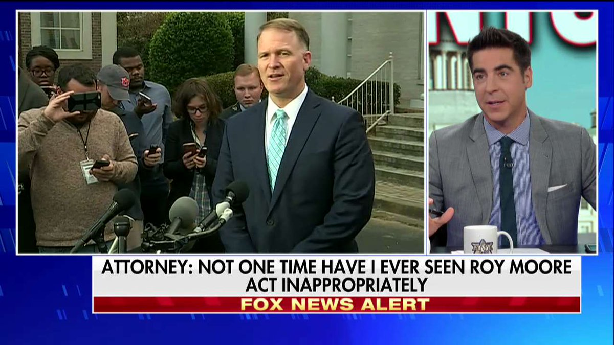 .@jessebwatters: 'Read the room, Roy. Your time is over.' #TheFive