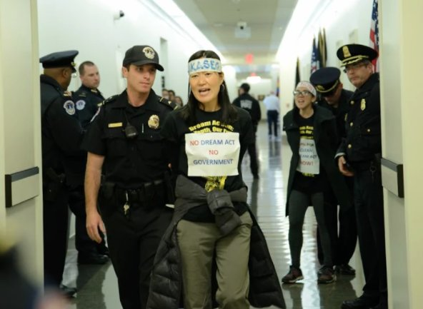 19 #AAPI #DREAM Advocates Arrested in front of @SpeakerRyan&#39;s Office. Read more:  https://www. apalanet.org/press-releases /19-dream-advocates-arrested-in-front-of-speaker-ryans-office &nbsp; …  #cleanDREAMAct #AAPIs4DREAM<br>http://pic.twitter.com/iGja3fgCCD
