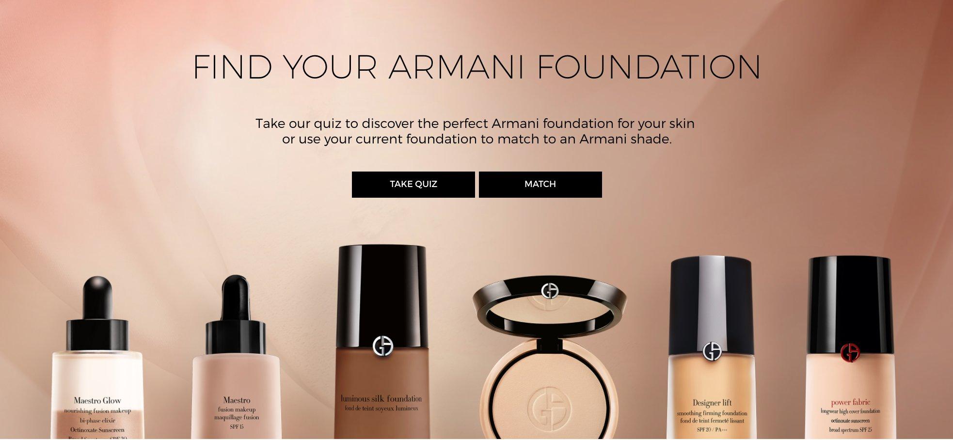 Armani Foundation Quiz Off 74 Www