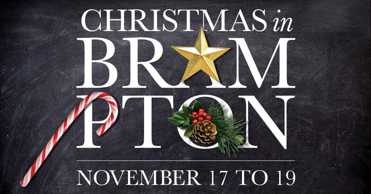 Annual Christmas Tree Lighting happens this Friday at City Hall u0026 Gage Park. Be there at 620pm to watch the lights get turned on.  sc 1 st  Twitter & City of Brampton on Twitter: