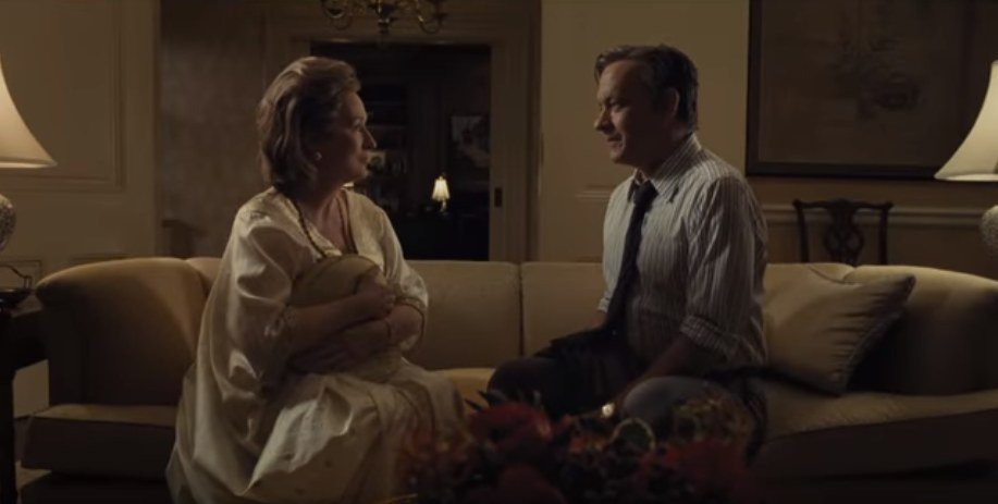 Will #Meryl receive her 21th nomination? Or a well-deserved, &quot;4th&quot; #Oscar? #Spielberg. #MerylStreep. #TomHanks. &quot;The Post&quot;. #Trailer  https://www. youtube.com/watch?v=nrXlY6 gzTTM &nbsp; … . Christmas.<br>http://pic.twitter.com/448aWgteZ5